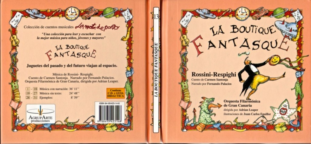 13. La Boutique Fantasque