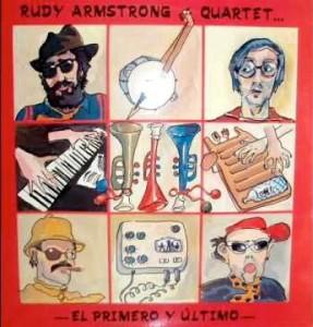 Rudy Armstrong Quartet - Fernando Palacios