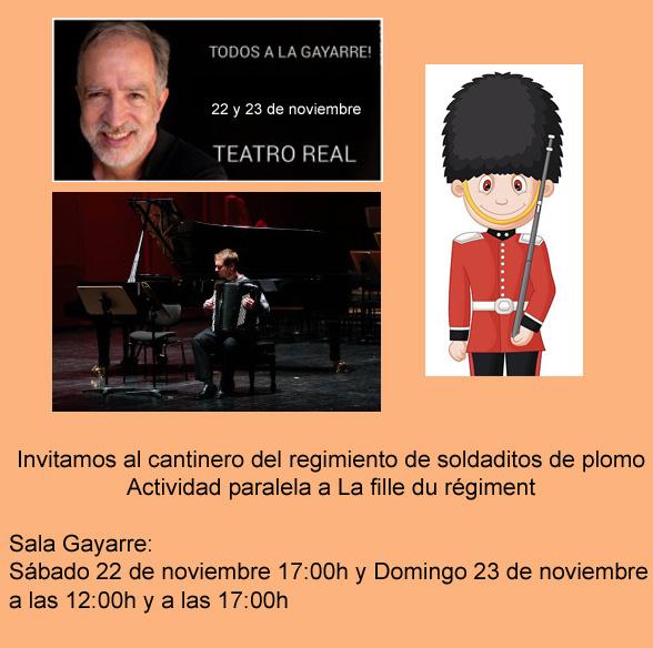 Teatro Real - A golpe de marcha copia